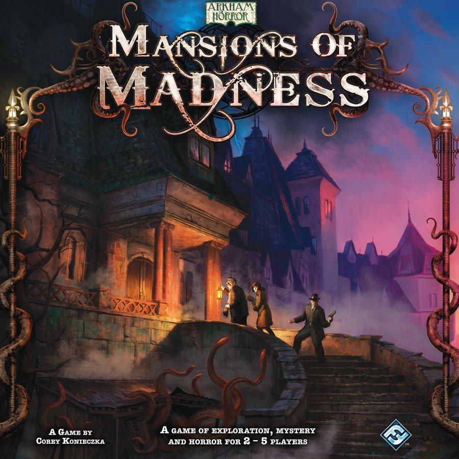 Mansions of Madness. Безумие на вашем столе. Часть 1 - Изображение 1