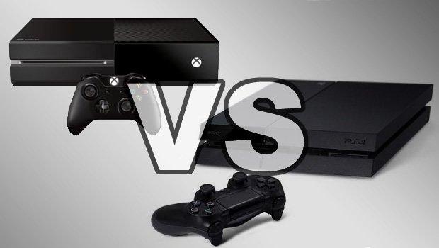 PS4 VS XBOX One какая консолька лучше? - Изображение 1