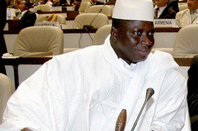 Президент Гамбии ввел пожизненное заключение за гомосексуализм - Изображение 1