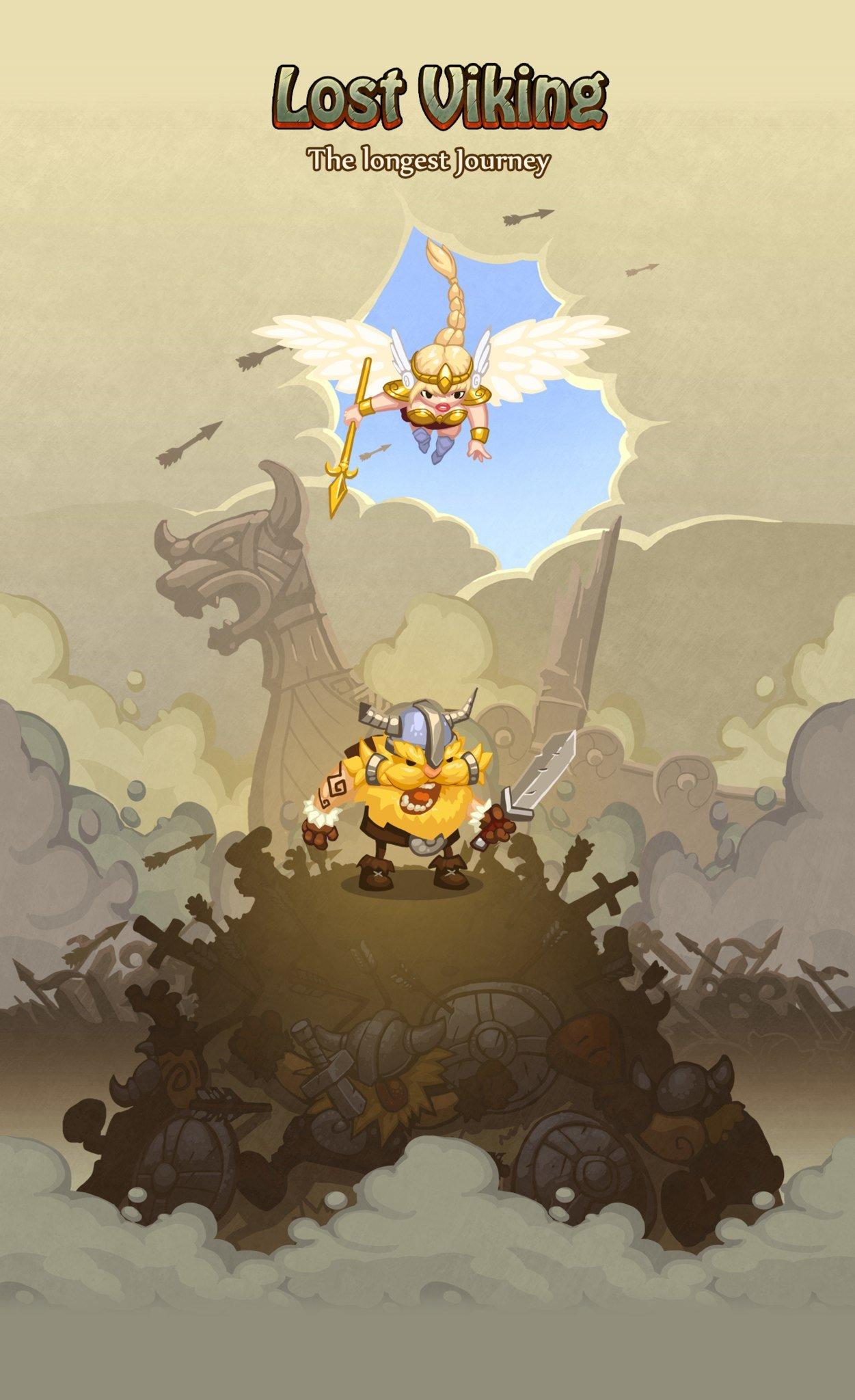 Конкурс и раздача ключей по Viking's Journey - Изображение 1