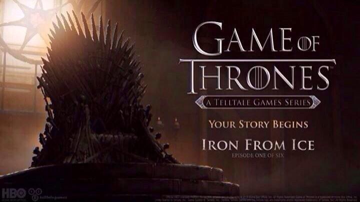Telltale наконец анонсировали официальные даты релиза первого эпизода Game of Thrones. - Изображение 1