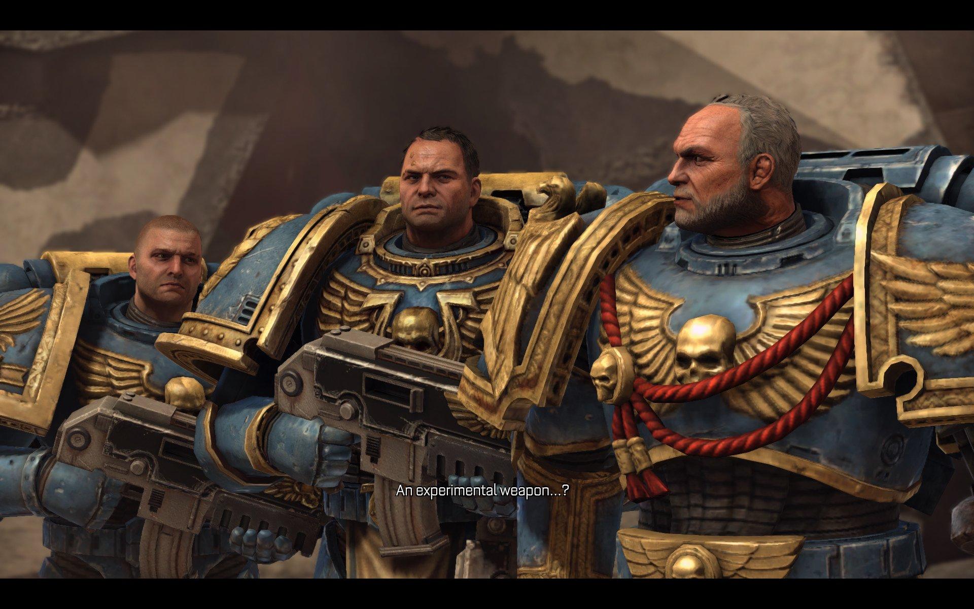 Мнение о Warhammer 40000: Space Marine - Изображение 4