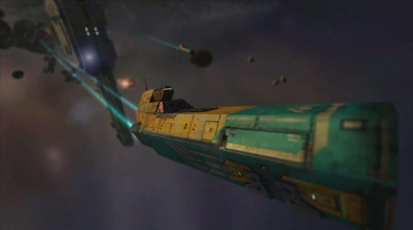 Первые скрины Homeworld Remastered - Изображение 1