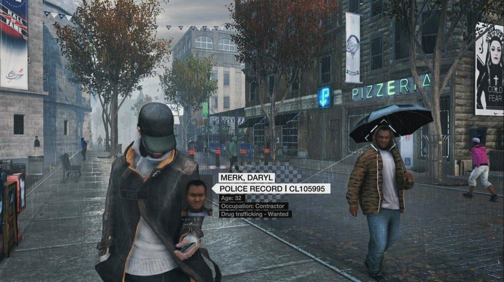 Скрины Watch_Dogs Wii U - Изображение 2