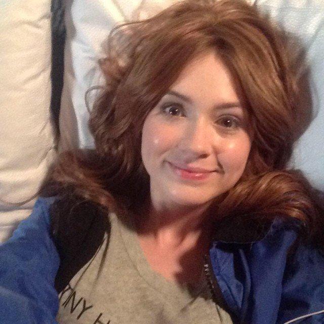 Karen Gillan/Jenna Coleman (instagram) - Изображение 1