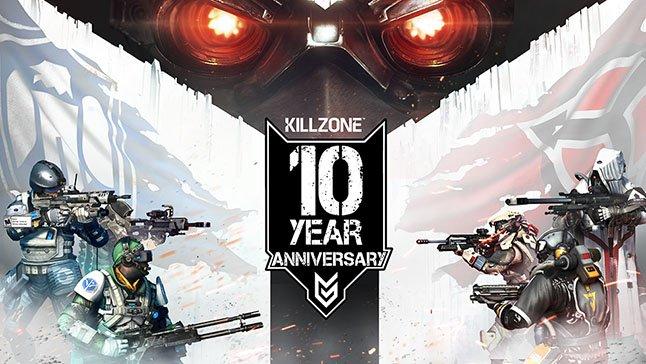 Серия Killzone празднует десятилетнюю годовщину. - Изображение 1