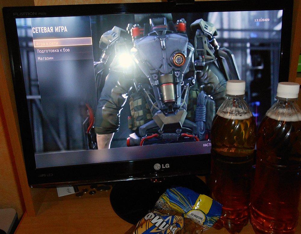 А что ты ешь или пьешь во время онлайн игры? - Изображение 1