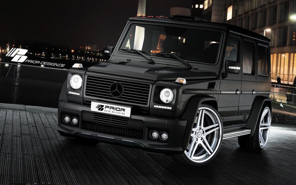 3D Инструктор 2 - обзор внедорожников Range Rover Sport, Hummer H1, Mercedes-Benz G 500  - Изображение 1