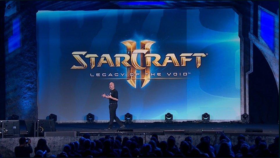 SC2: Legacy of the Void. Теперь официально.. - Изображение 1