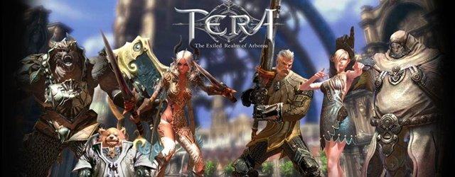 Ключ на  ЗБТ TERA - Изображение 1