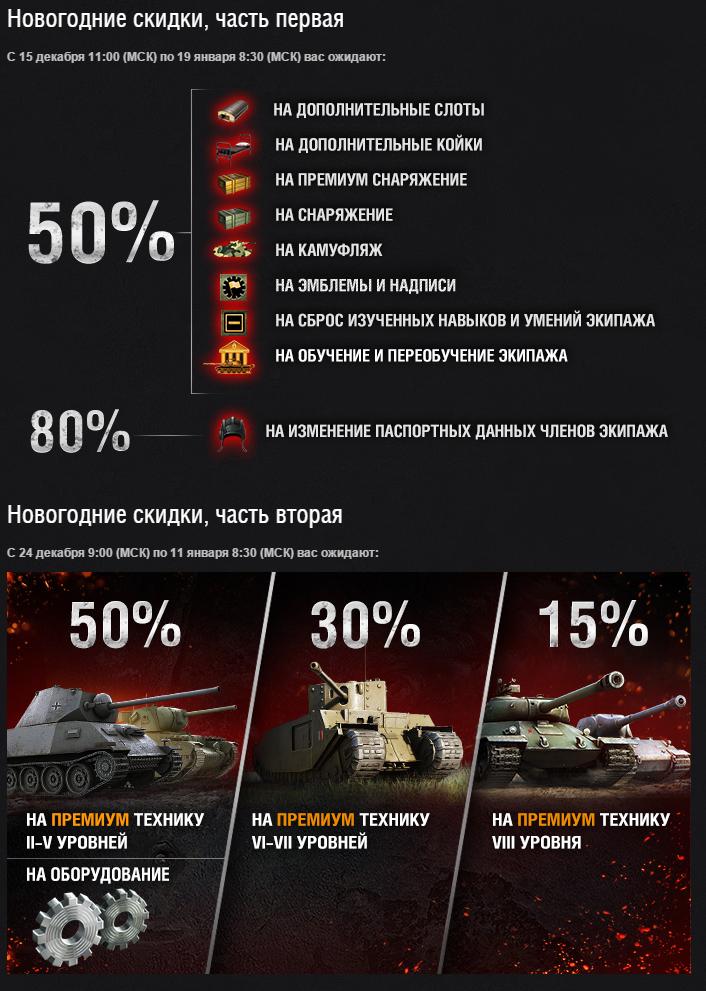 Новогодний марафон в World Of Tanks - Изображение 3
