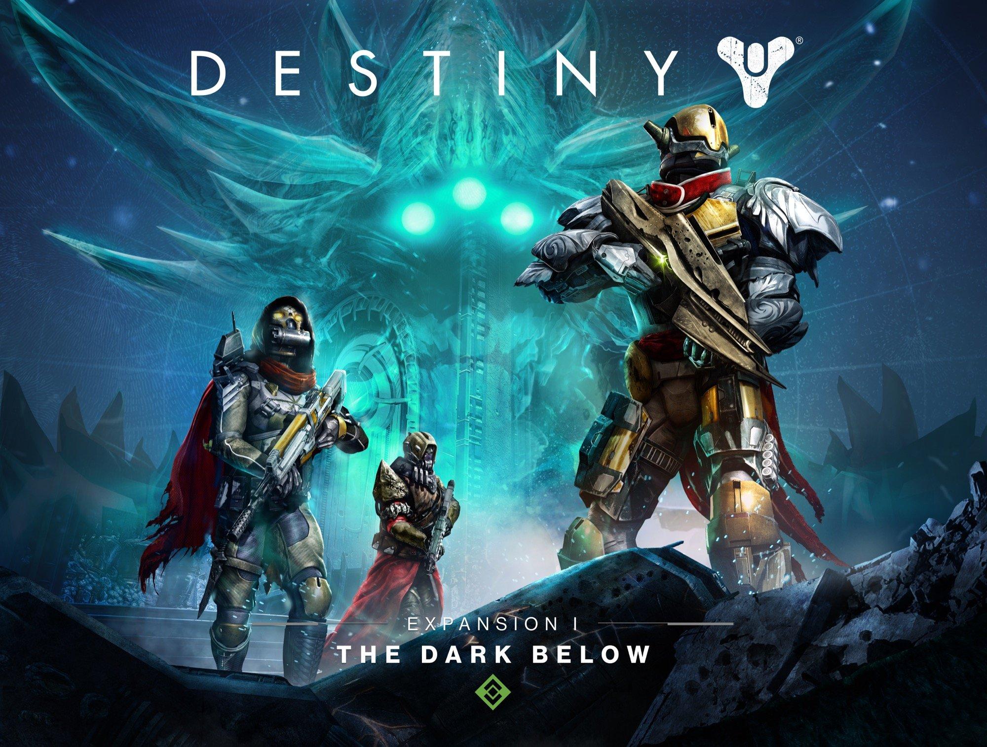 Оценки первого дополнения для Destiny - The Dark Below - Изображение 1