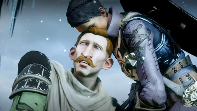Кто-то сделал Найджила Торнберри в Dragon Age - Изображение 2
