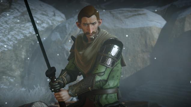 Кто-то сделал Найджила Торнберри в Dragon Age - Изображение 3