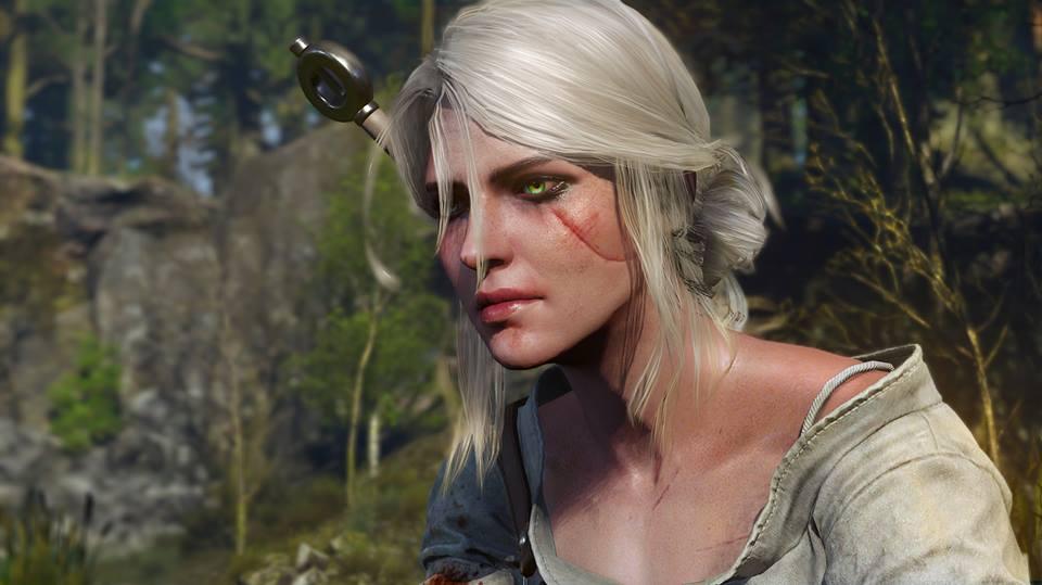 Новым играбельным персонажем в The Witcher 3: Wild Hunt будет Цири - Изображение 1