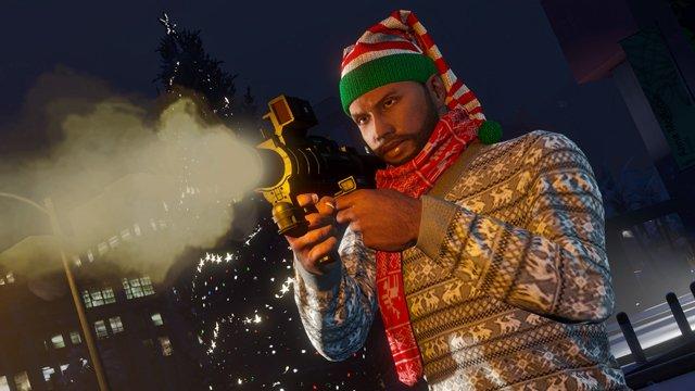 Рождественский сюрприз от Rockstar в GTA Online - Изображение 2