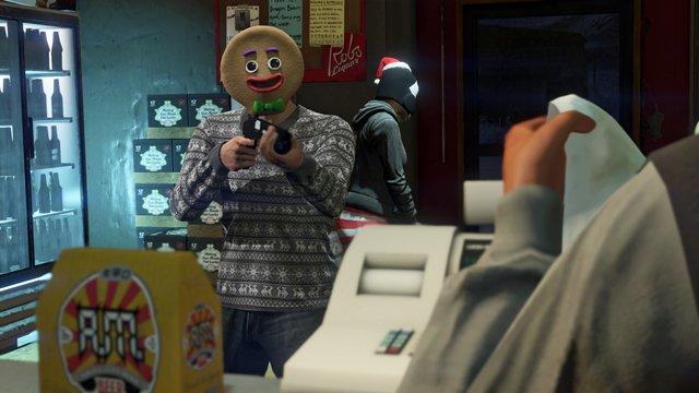 Рождественский сюрприз от Rockstar в GTA Online - Изображение 3