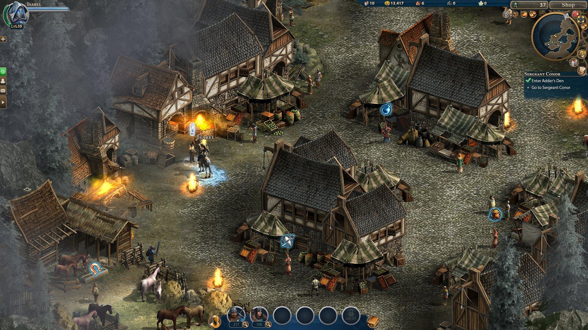 Might and Magic Heroes Online | Нечестивое порождение Ургаша - Изображение 3