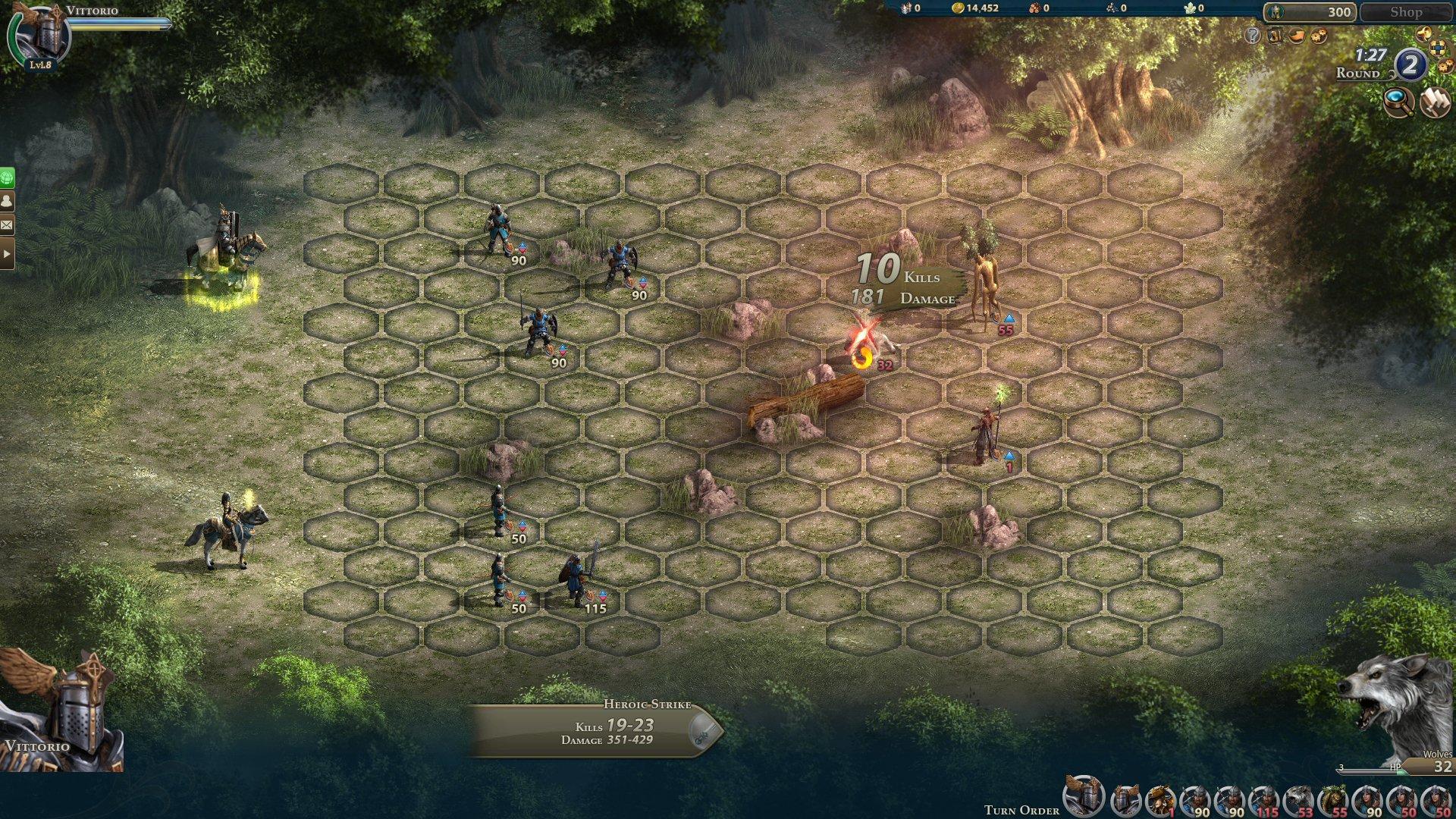 Might and Magic Heroes Online | Нечестивое порождение Ургаша - Изображение 2