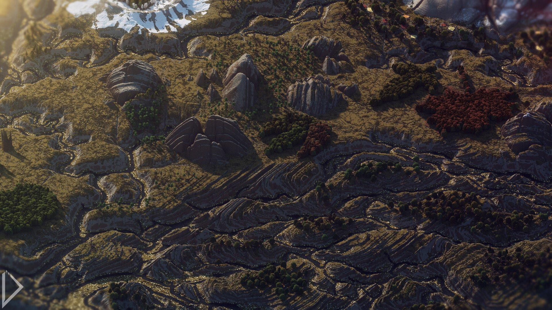 Невероятно детализованная карта в Minecraft. - Изображение 5