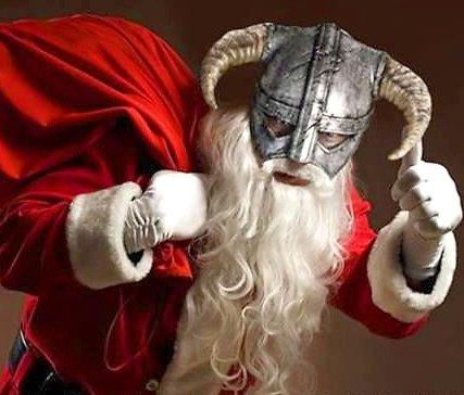 Санта-Клаус в Скайриме! - Изображение 1