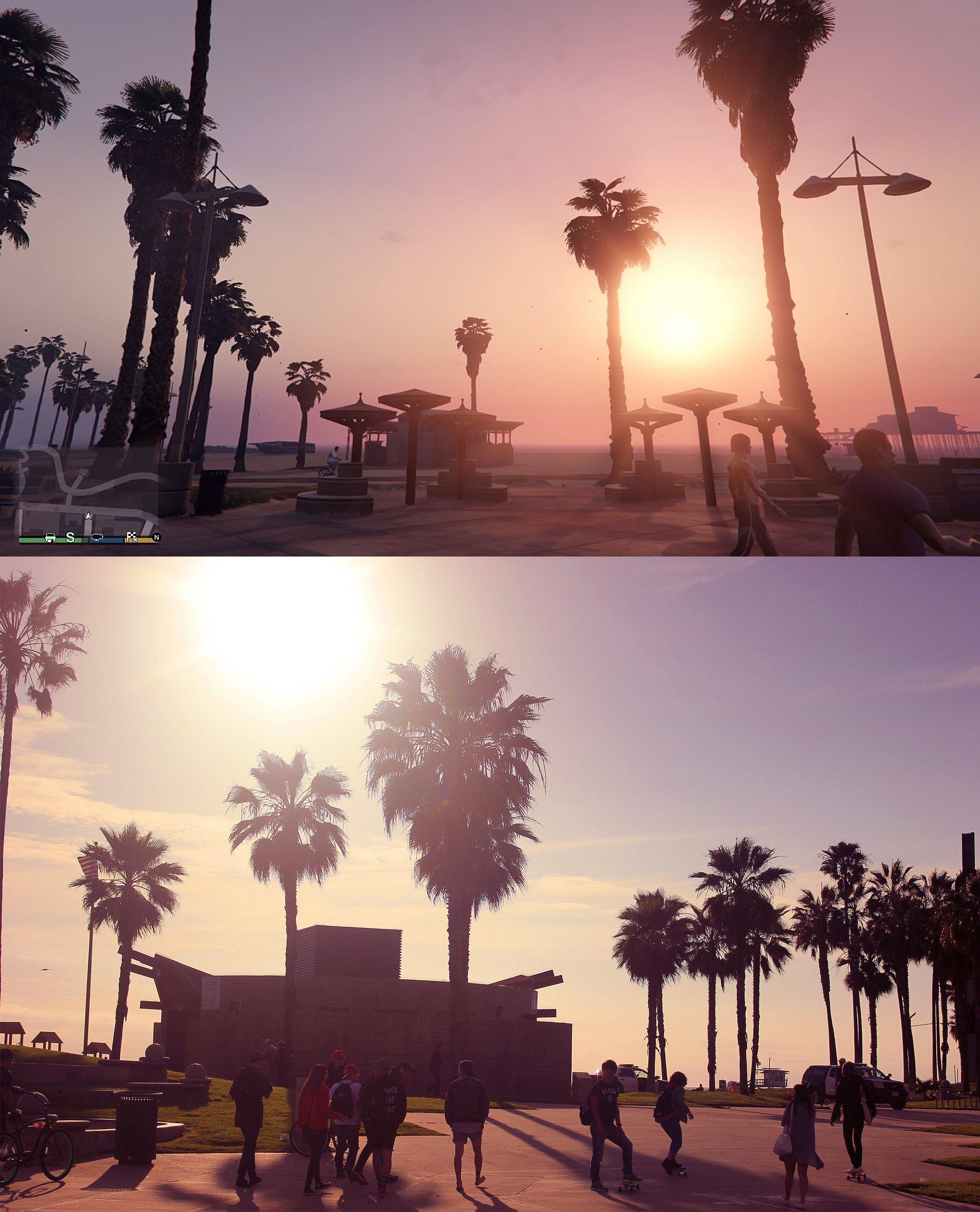 GTA V vs Реальность - Изображение 30