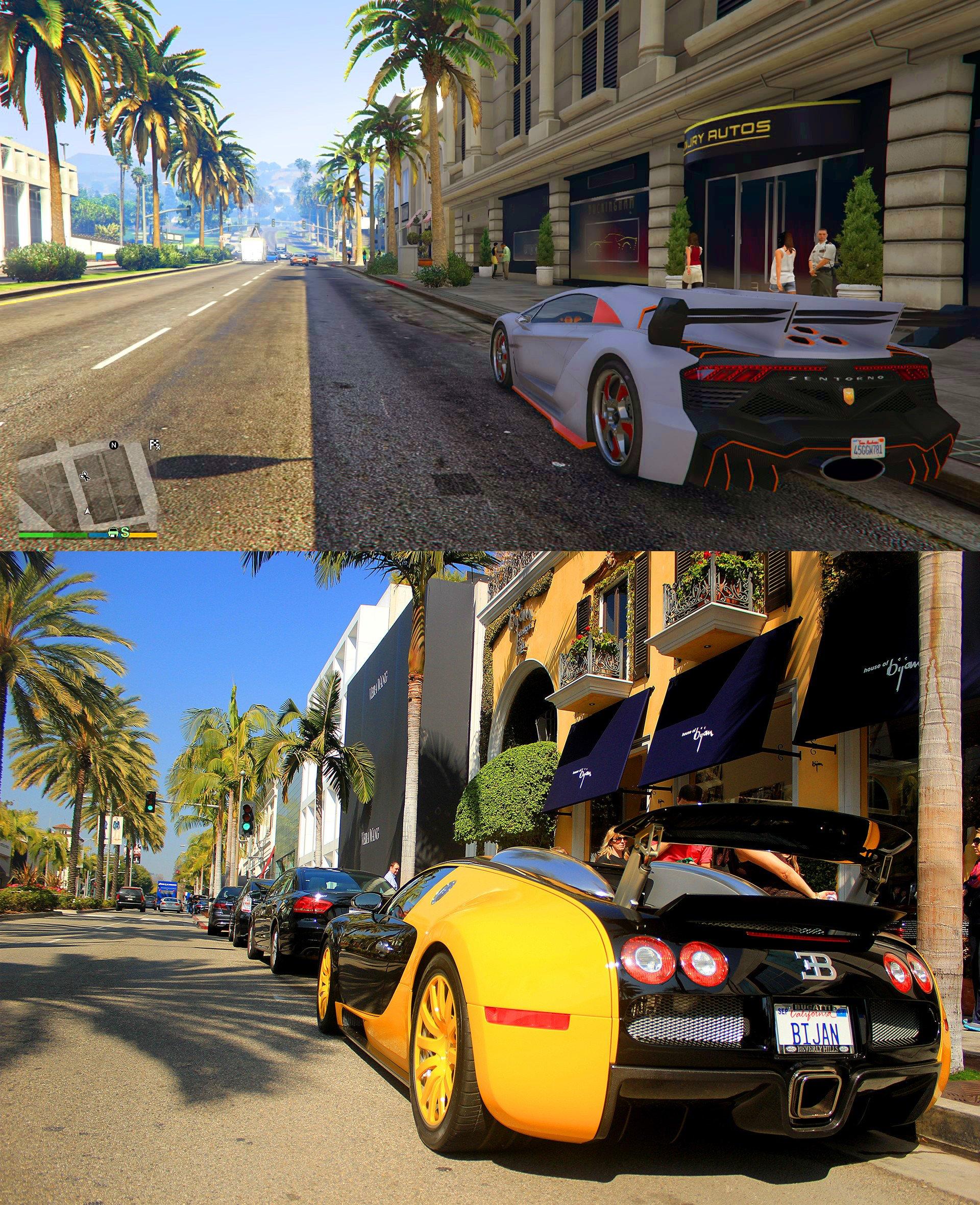 GTA V vs Реальность - Изображение 11
