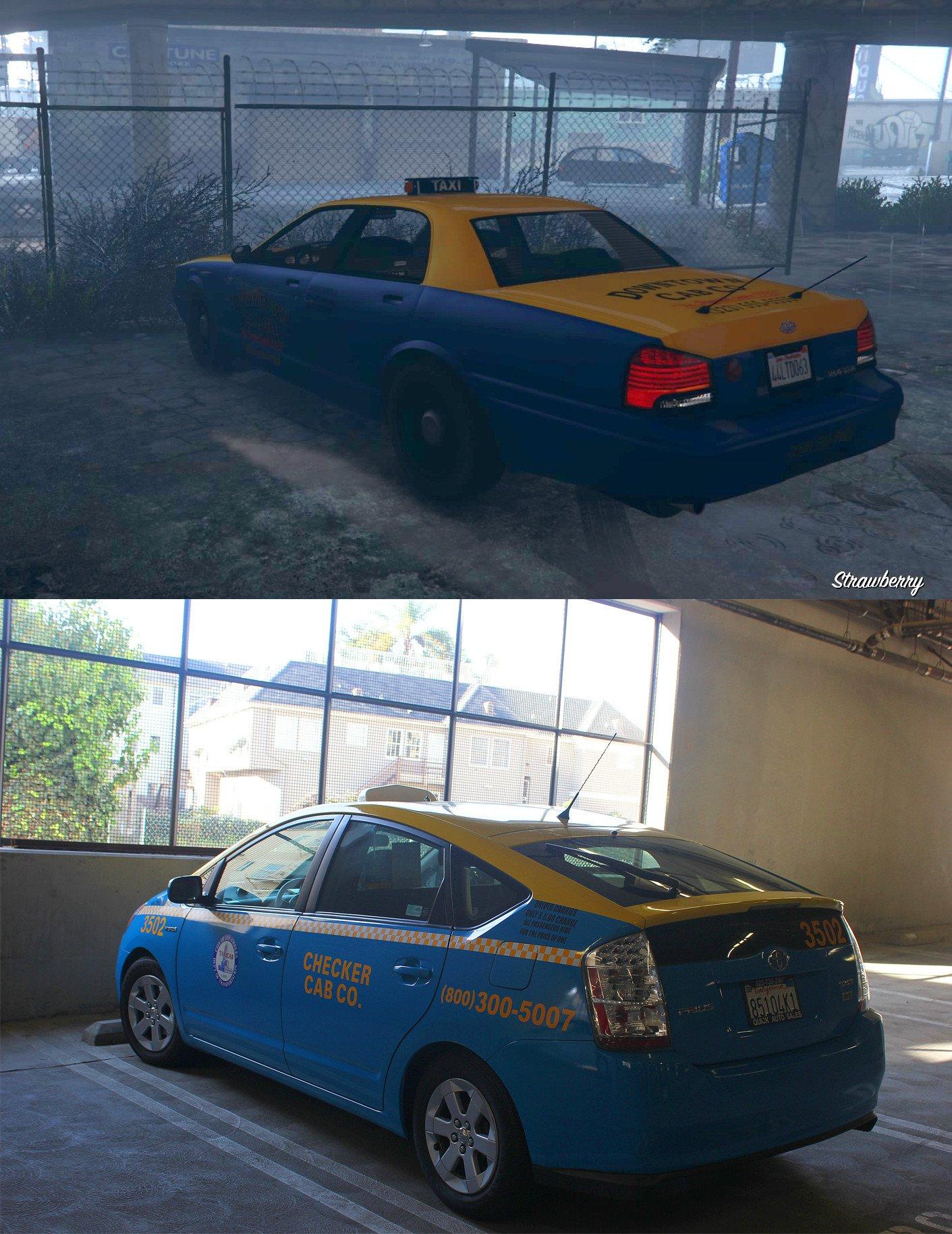GTA V vs Реальность - Изображение 34