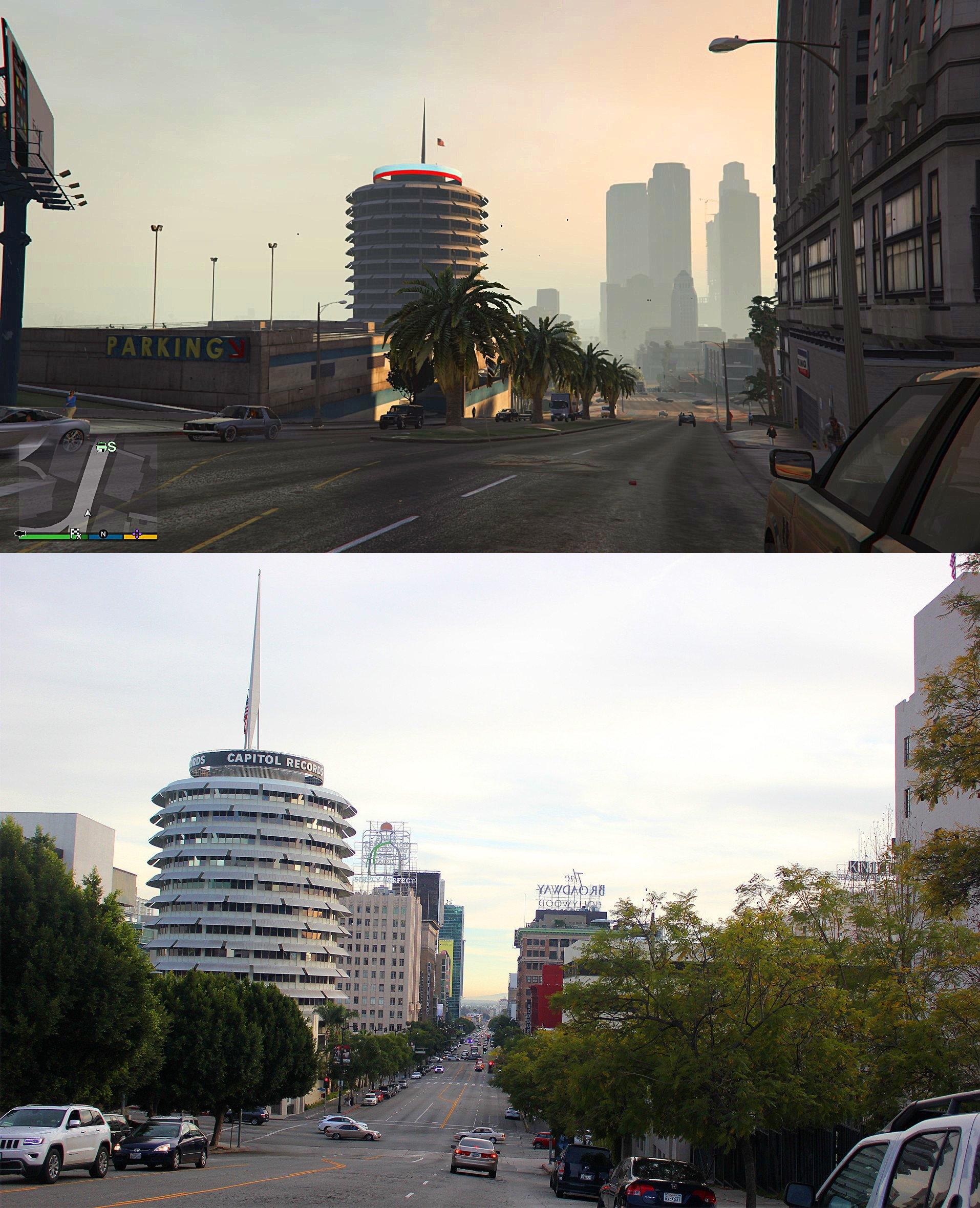 GTA V vs Реальность - Изображение 16