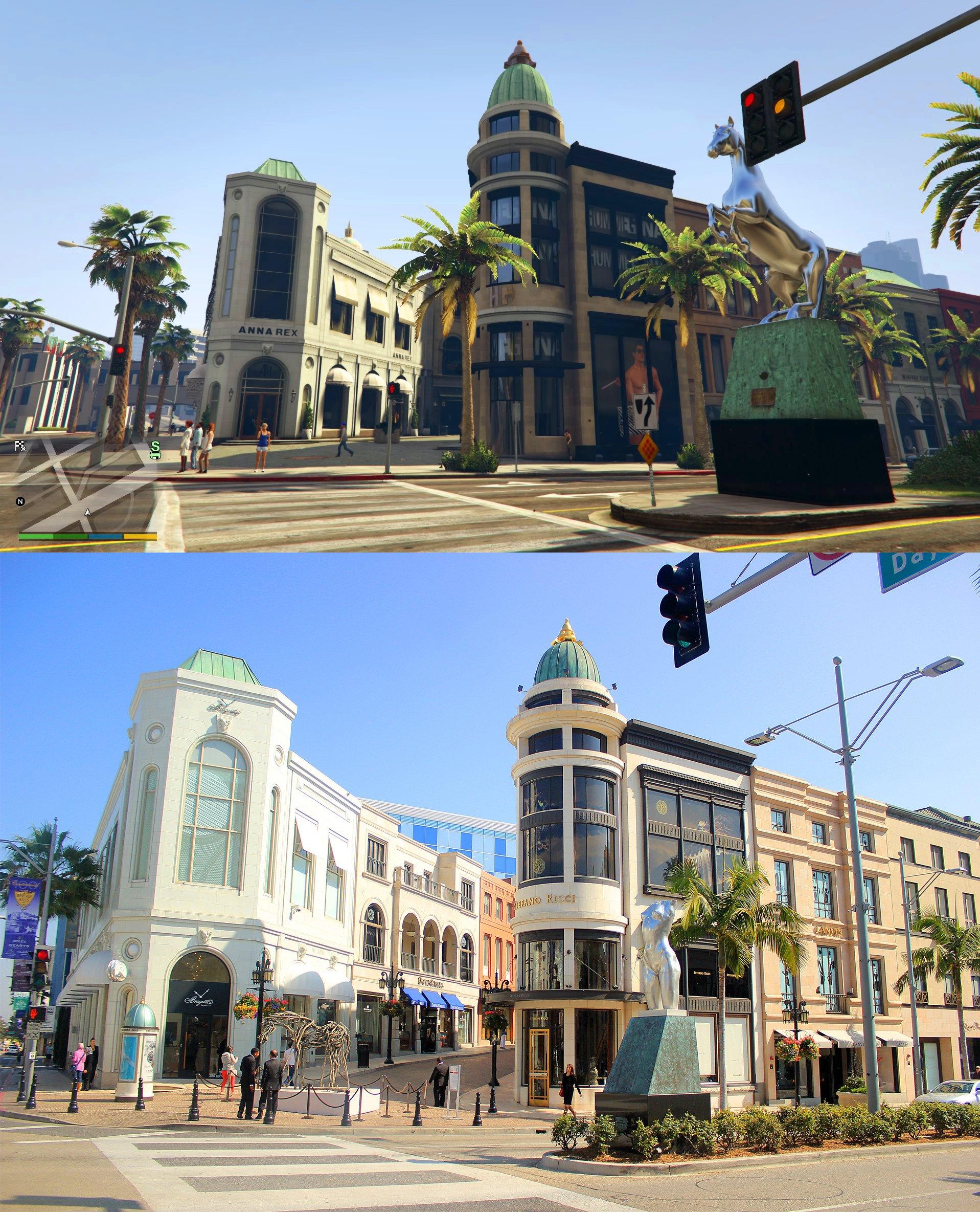 GTA V vs Реальность - Изображение 1