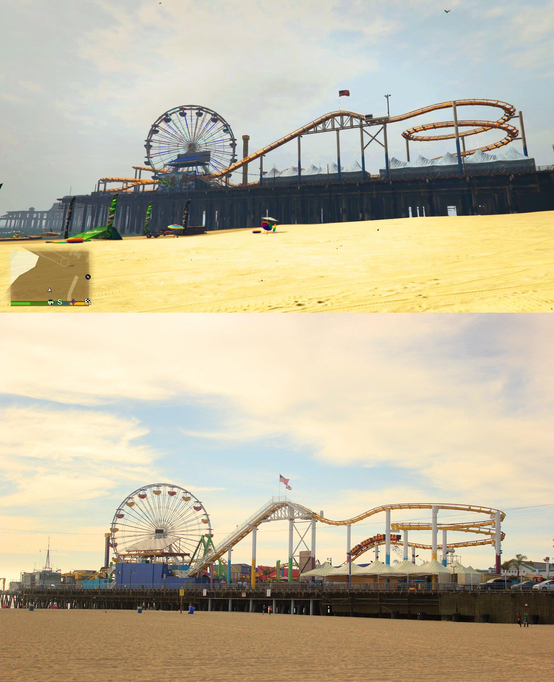 GTA V vs Реальность - Изображение 7