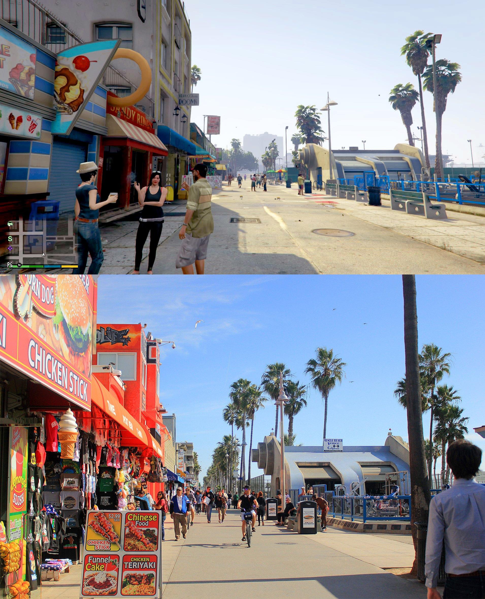 GTA V vs Реальность - Изображение 28