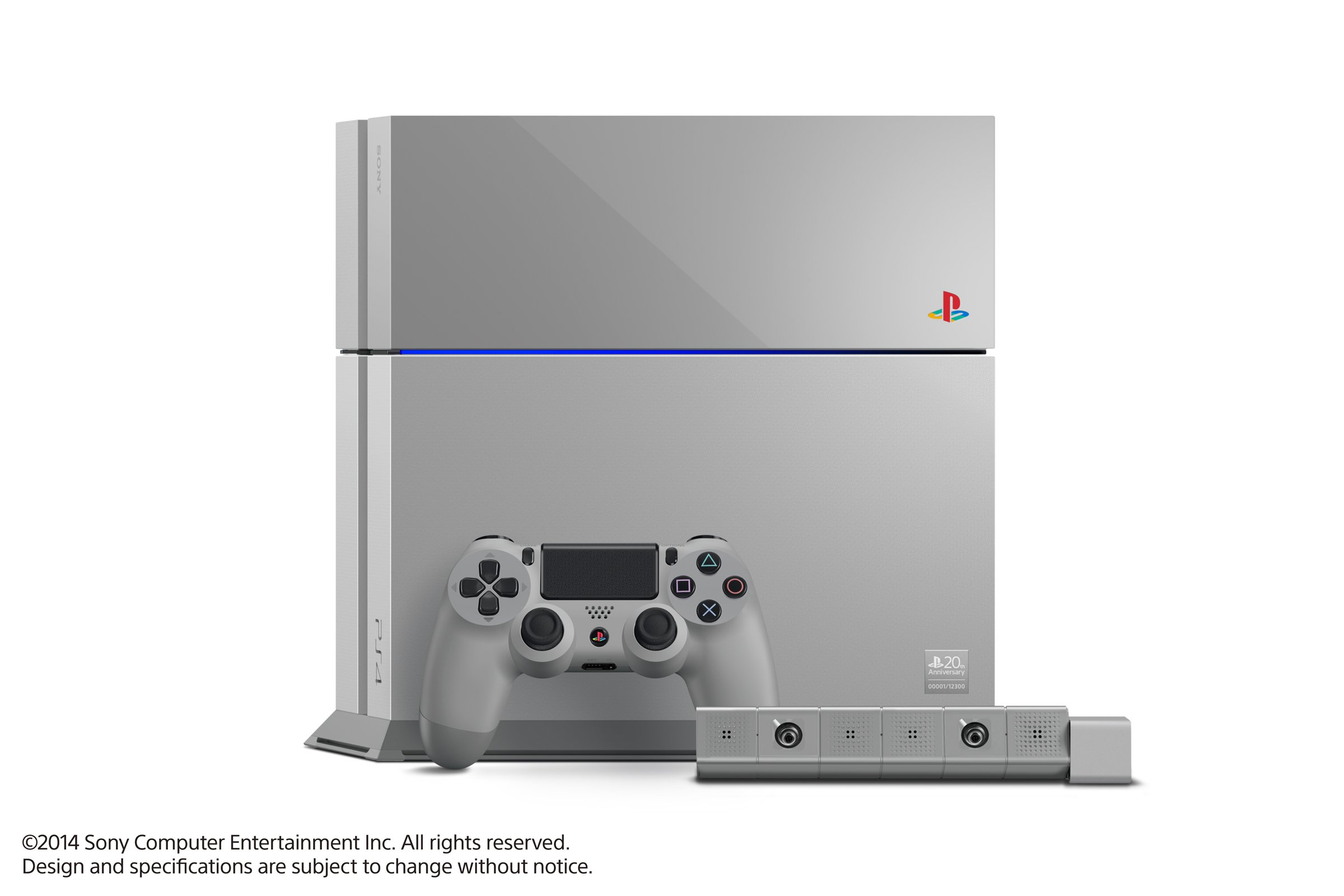 PlayStation 20th Anniversary PS4. - Изображение 1