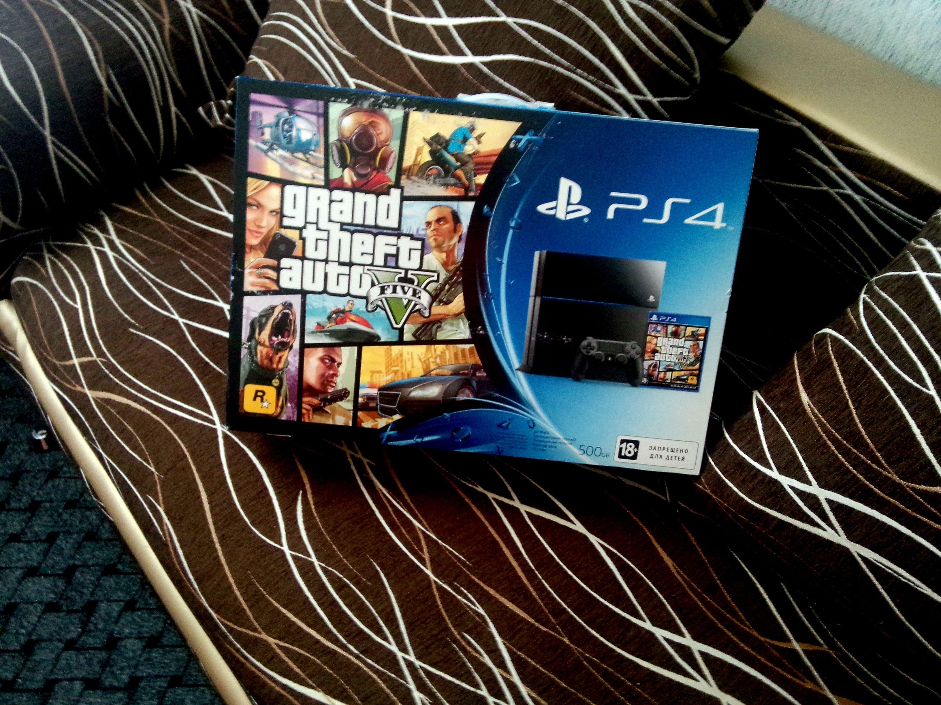 PS4? PS4!  - Изображение 1