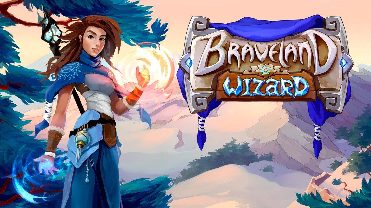 Braveland Wizard или приключение одной волшебницы - Изображение 1