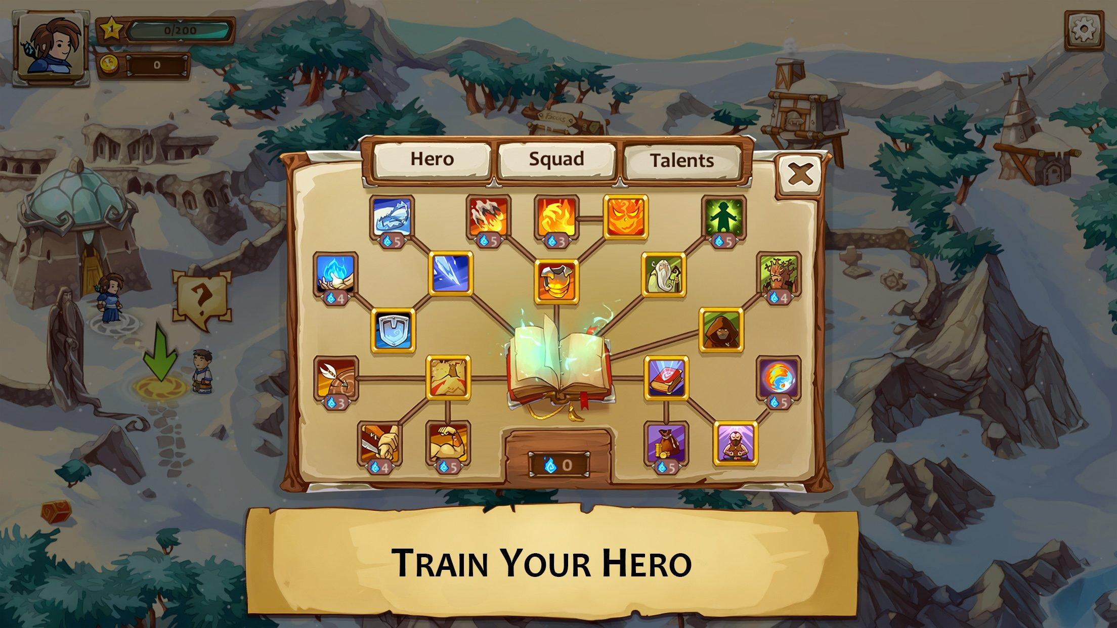 Braveland Wizard или приключение одной волшебницы - Изображение 4