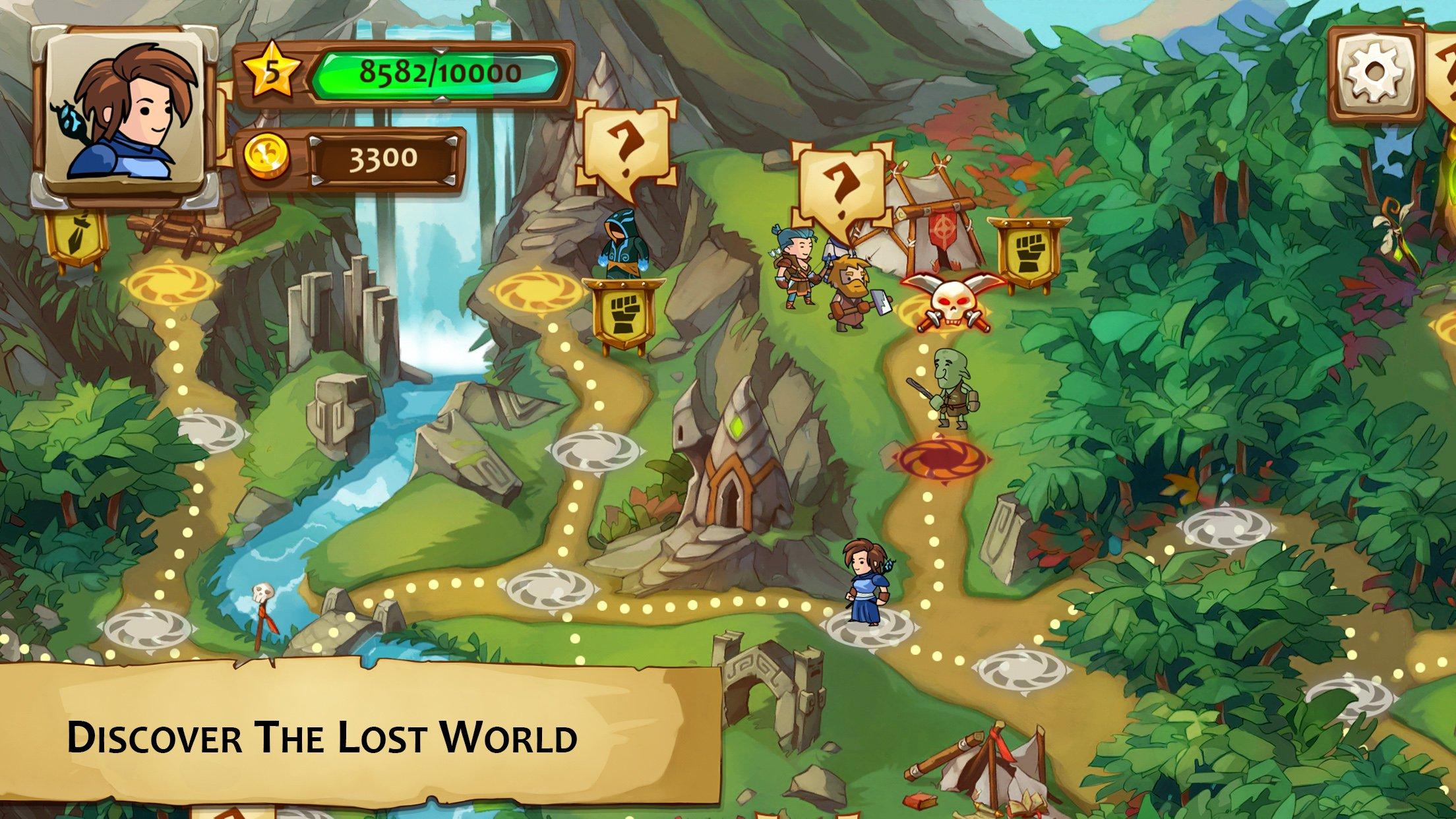 Braveland Wizard или приключение одной волшебницы - Изображение 3