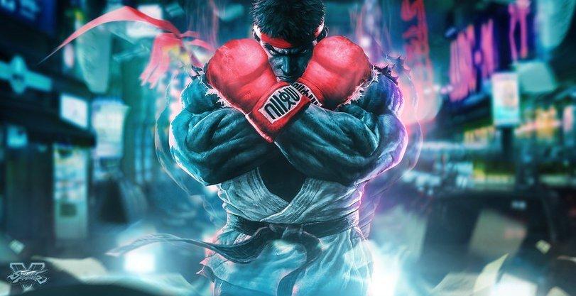 Street fighter V - Изображение 1