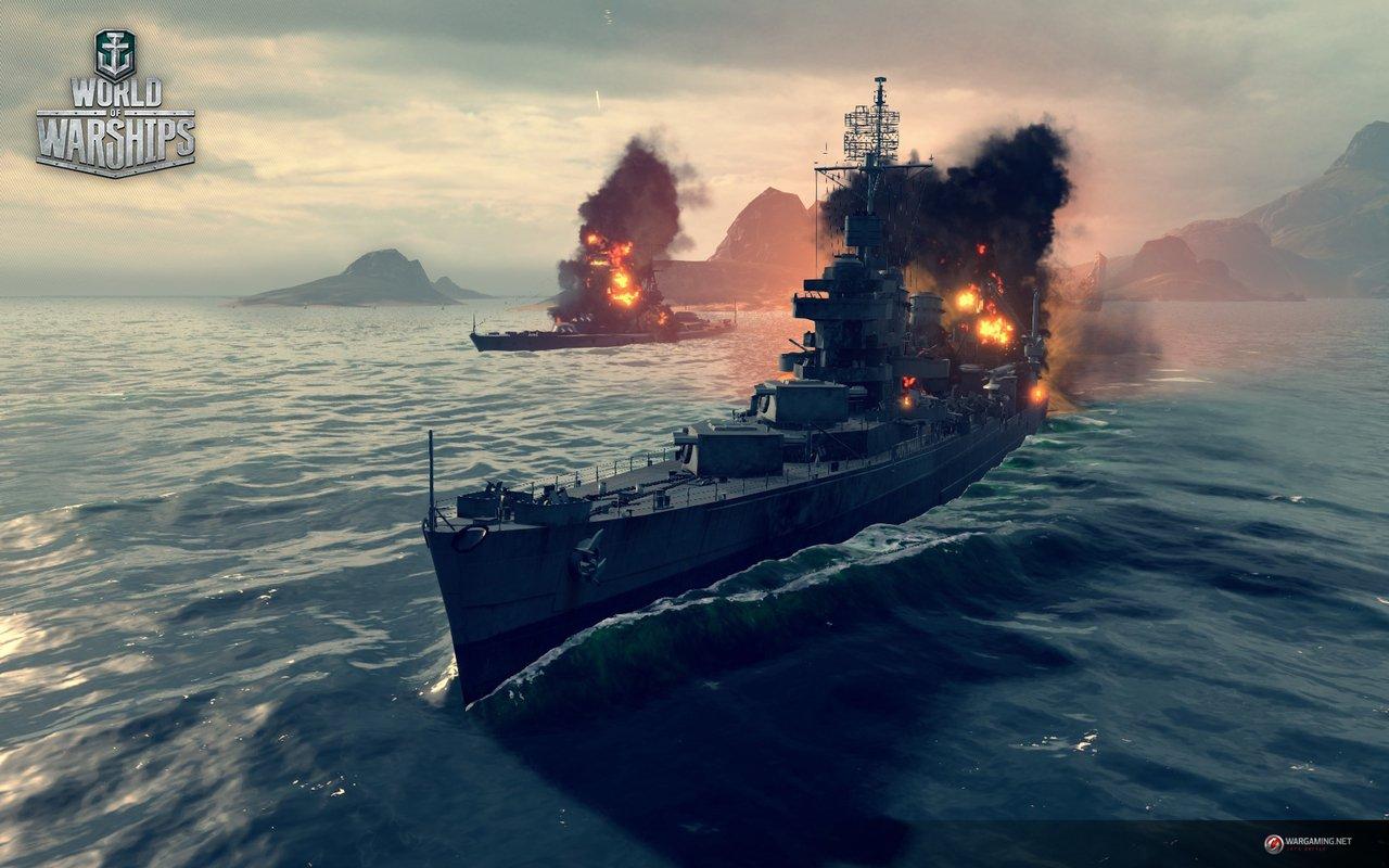 Бета-выходные World of Warships. Успей подать заявку! + Геймплейное видео - Изображение 2