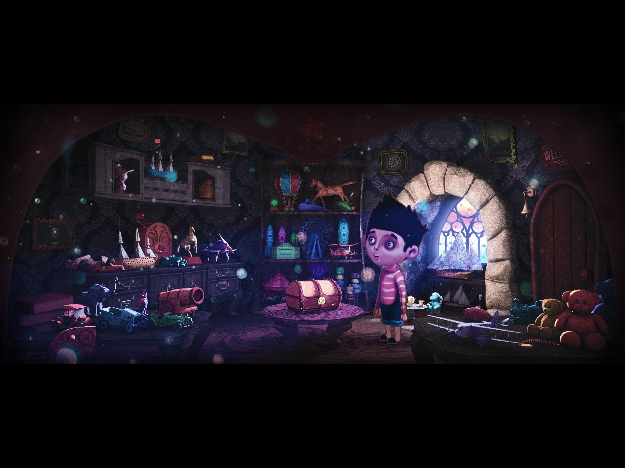 Мальчик, котики и подземелье - Изображение 1