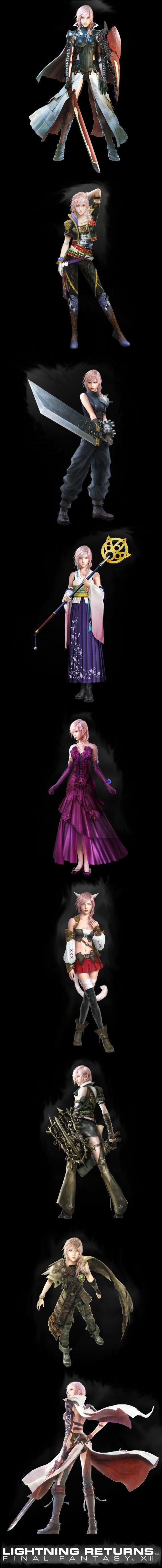 #finalfantasy #lightning  - Изображение 1