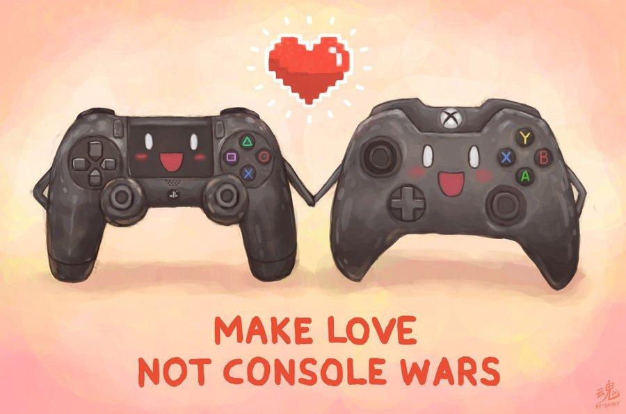 Любите игры, а не платформы - Изображение 1
