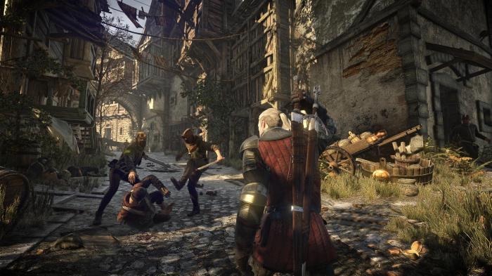 Все известные факты о The Witcher 3: Wild Hunt - Изображение 3