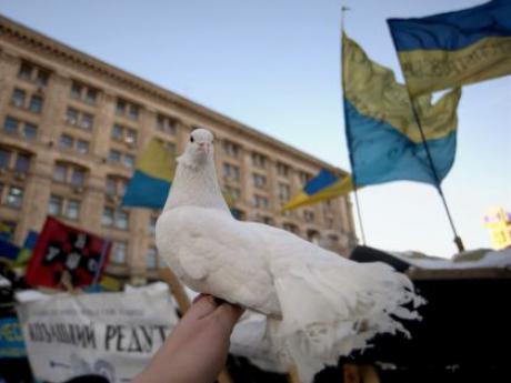 Украина в огне - Изображение 1