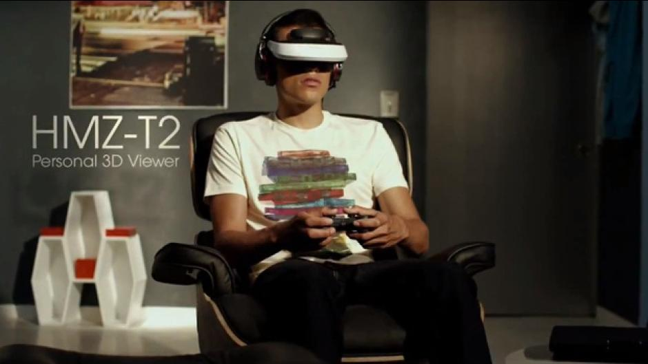 GDC 2014: Sony готовит анонс шлема виртуальной реальности для PS4. - Изображение 1