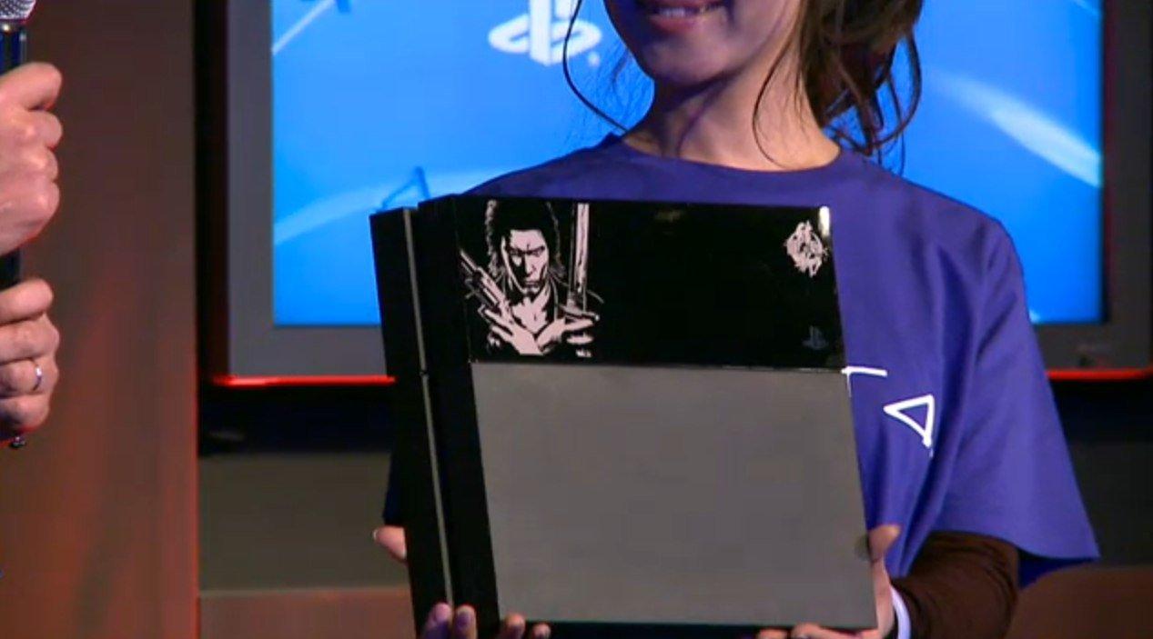 Анонсирован специальный бандл PlayStation 4 стилизованный под игру Yakuza Ishin. - Изображение 1