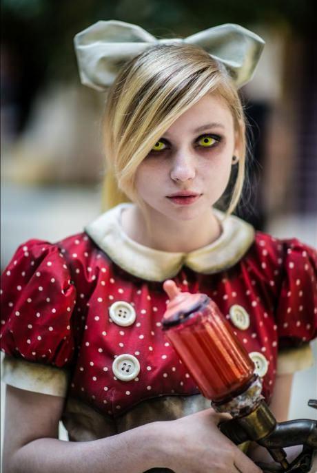#cosplay #bioshock . - Изображение 1