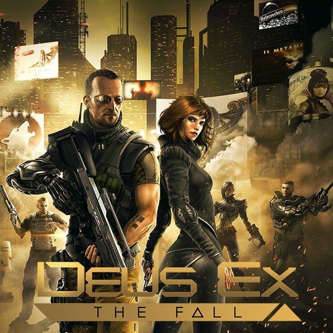 Deus Ex: The Fall официально подтверждён для PC. - Изображение 1