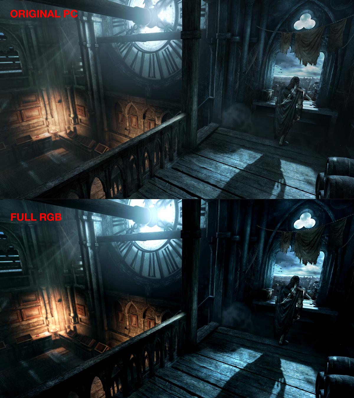 Часто встречаю выпады на то что глубина цвета на боксе лучше чем на PS4 вот вам скриншот того места где в настройка ... - Изображение 2