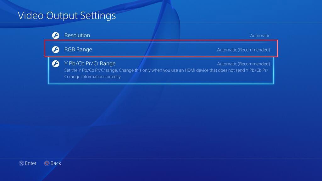 Часто встречаю выпады на то что глубина цвета на боксе лучше чем на PS4 вот вам скриншот того места где в настройка ... - Изображение 1